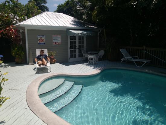 Villas Key West: Our own little cottage.