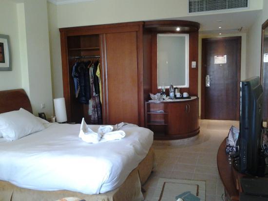 Hilton Hurghada Resort: наш номер