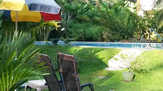 Leijay Resort : Poolside