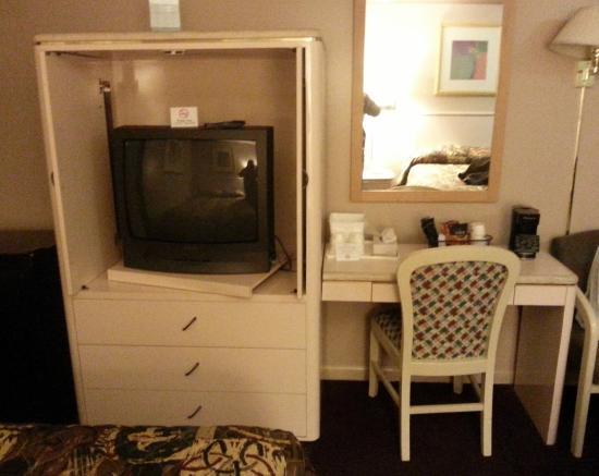 Travelodge Hershey: tv