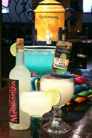 Margarita's: Come try one of our many Margarita varieties
