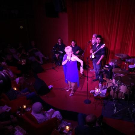 Act II Entertaiment : Kim Kuzma performing....