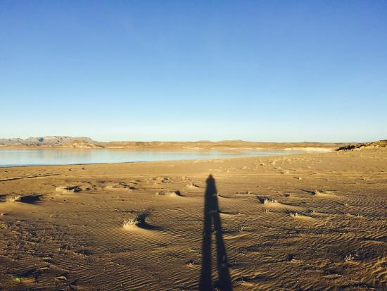 Elephant Butte Lake State Park: Nice view