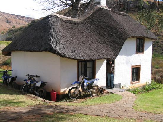 St Bernard's Peak Mountain Lodge: Cottage
