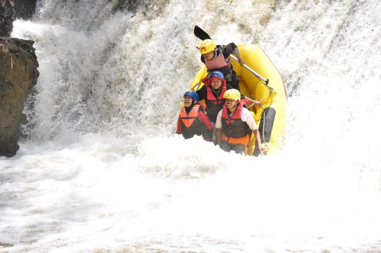 Rafting Sahabat Air