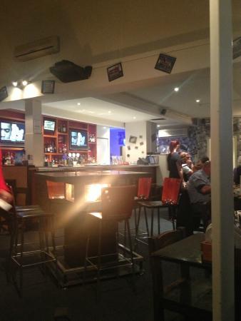 Jimmy Jack's Rib Shack: comfortable environment