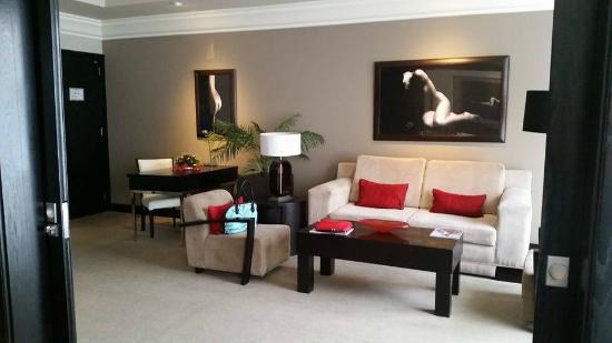 Southern Sun Silverstar Hotel: Lounge Area