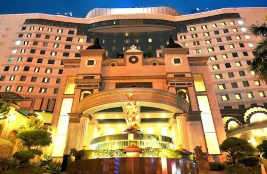 Golden Boutique Hotel Angkasa: Golden Boutique Hotel