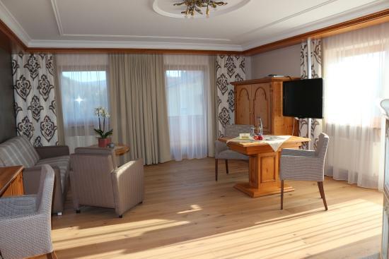Hotel Mooshof: Suite