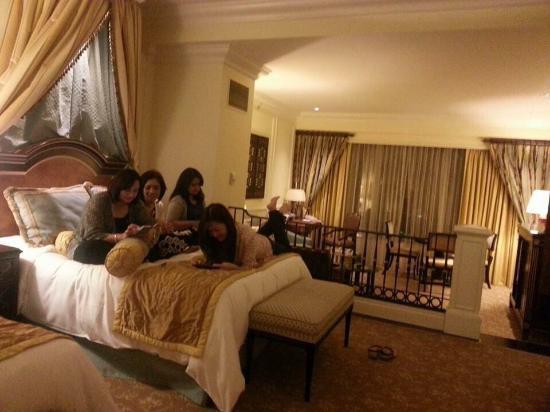 The Venetian Macao Resort Hotel Inside Our Room At Macau