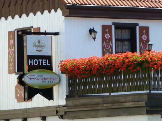 Hotel Frauensteiner Hof