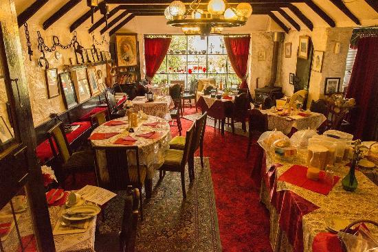 Old Colony Inn B&B: Dining room