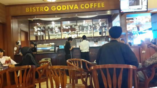 Bistro Godiva - Nagoya Hill Mall