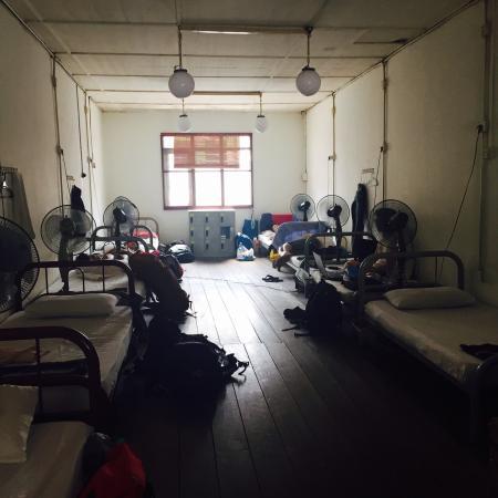 Jalan-Jalan: Dorm room