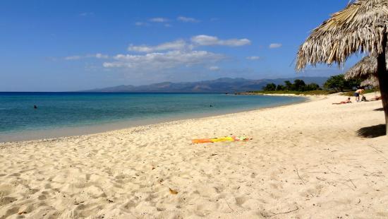 Playa Ancon: White Sand
