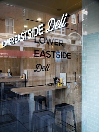 Lower East Side Deli