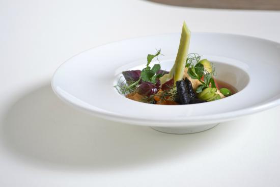 Con Gracia: Setas, hortalizas y alcachofas