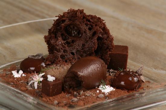 Con Gracia: Mundo chocolate