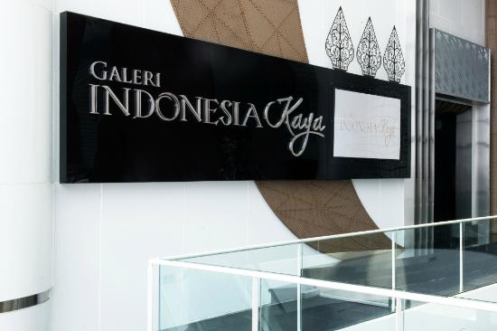 Java, Indonesië: Galeri Indonesia Kaya