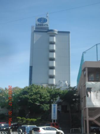Smile Hotel Hirosaki: 外観