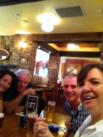 Harrigan's Irish Pub: Lunch for four