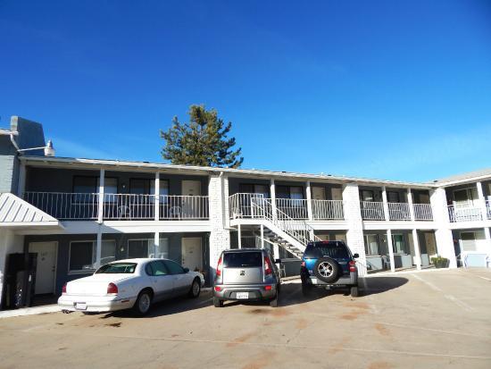 El Rancho Motel : Мотель
