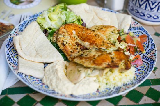 Shrigleys Moroccan Cafe