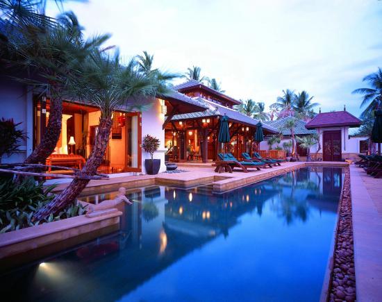 Two Bedroom Royal Villa Picture Of Jw Marriott Phuket Resort Spa Mai Khao Tripadvisor