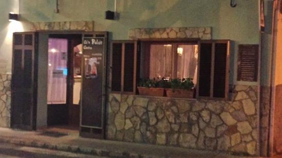Restaurante Son Macia Can Pelut Centro