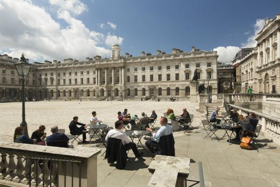 Photo of Monument / Landmark Somerset House at The Strand, London London WC2, United Kingdom