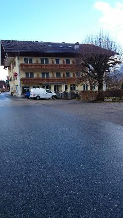 Gasthof Zinkenbachmühle: hotel Zinkenbachmuhle