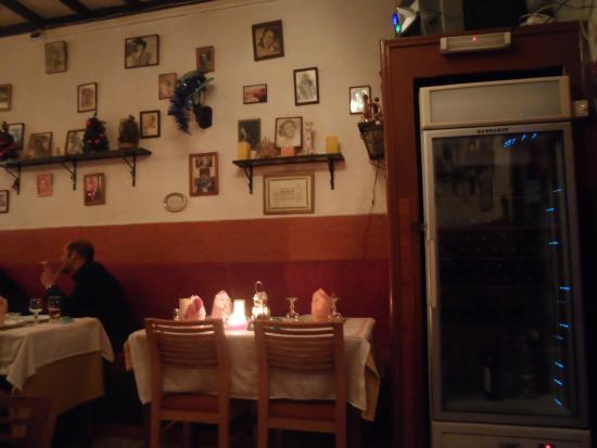 La salle manger picture of chez nous tunis tripadvisor for Salle a manger tunis