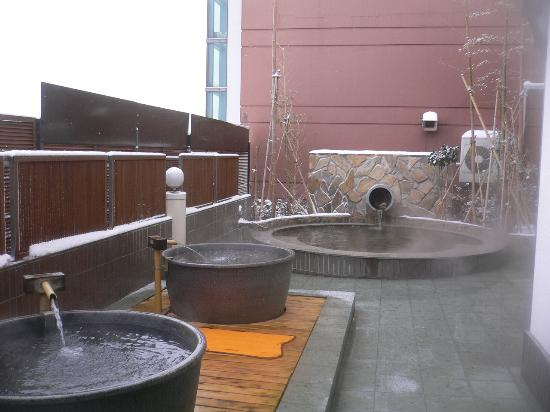 Ricorso Hirosaki: 露天風呂