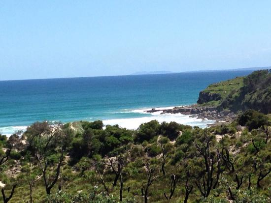 Booderee National Park : Look out near campsite