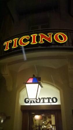 Grotto Ticino