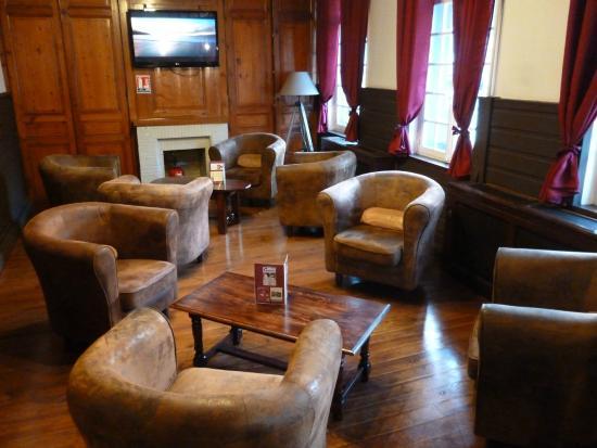 Hotel Caudron : Le salon