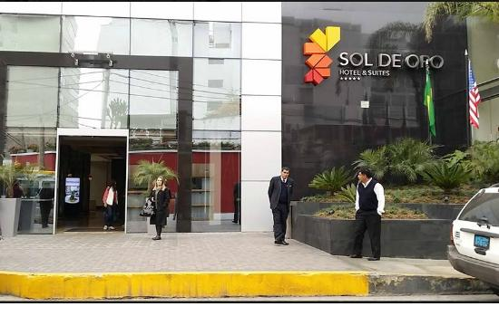 Sol De Oro Hotel Suites Bairro Miraflores