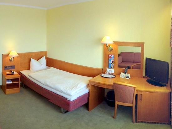 Garden Hotel Krefeld: Einzelzimmer - single room