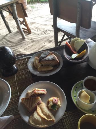 Duna Paraíso : Café da manhã - nota 1000