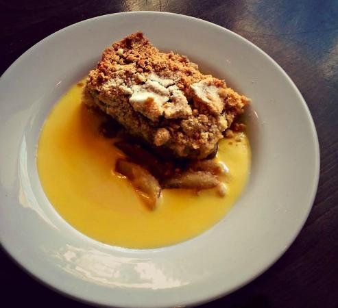 The Star Inn Vogue: Home-made Apple Crumble