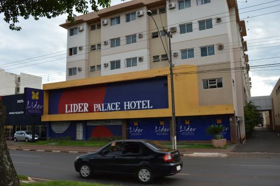 Lider Palace Hotel: Fachada