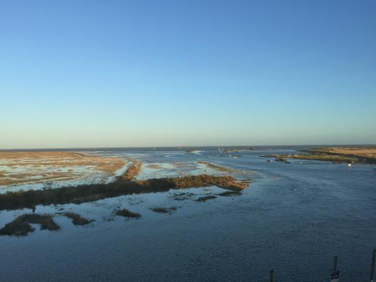 The Blakeney Hotel: View from room 50