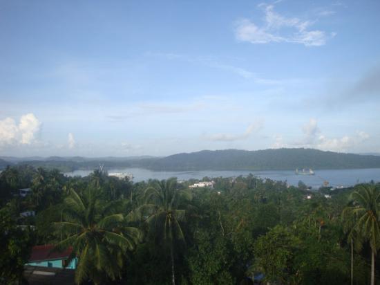 Hotel Hilltop International: Eagle Eye View
