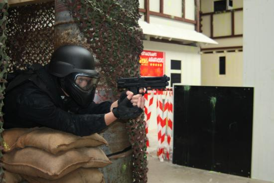 Urban Paintball 86