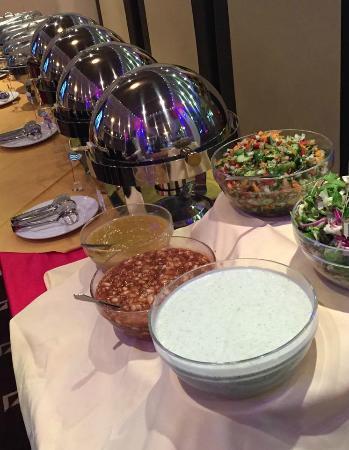 Khalid's Desi Restaurant: buffets at khalids