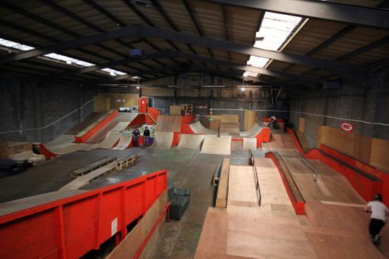Fear & Rolling Skatepark