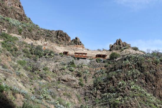 Vista Casas Rurales de Guayadeque