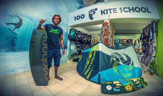 100 Feet Kite School