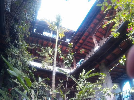 Mikaso Hotel Resto: frente al lobby
