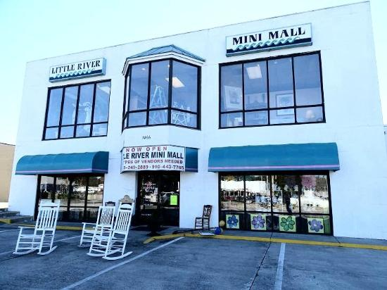‪Little River Mini Mall‬